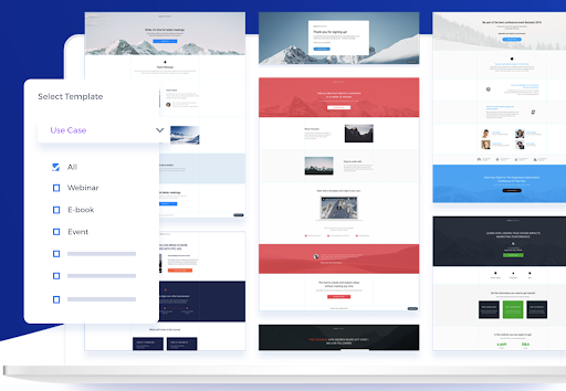 instapages landing pages